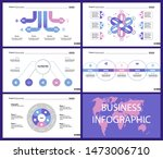 creative business infographic... | Shutterstock .eps vector #1473006710
