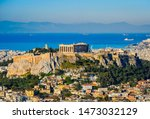 The Acropolis With The...