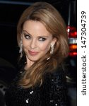 Small photo of London, UK. Kylie Minogue at the UK Premiere of 'Holy Motors' at the Curzon Mayfair. 18th September 2012.