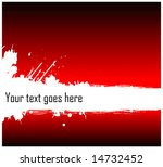 abstract red background | Shutterstock . vector #14732452