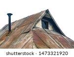Aged Cottage Details  Roof...
