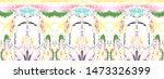 mosaic horizontal colorful... | Shutterstock . vector #1473326399