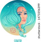 illustration of cancer...   Shutterstock .eps vector #1473356399