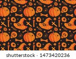vector seamless pattern set for ...