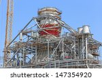 industrial construction of a... | Shutterstock . vector #147354920