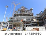 industrial construction of a... | Shutterstock . vector #147354950