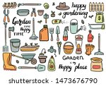 decorate your texts and photos... | Shutterstock .eps vector #1473676790