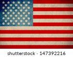 vintage poster design fourth of ... | Shutterstock . vector #147392216