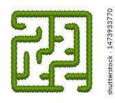 education logic game bush... | Shutterstock .eps vector #1473933770
