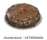 Single Layer Chocolate Fudge...