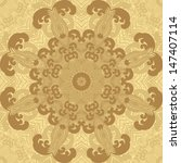 seamless vintage background    Shutterstock .eps vector #147407114