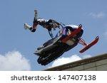 moscow   july 13  daniel bodin... | Shutterstock . vector #147407138