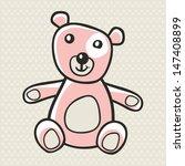 little brown teddy bear ...