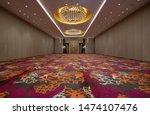 Luxury Hotel Grand Ballroom...