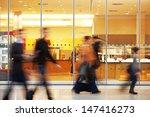 Intentional Blurred Image Of...