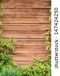 old wall framed   Shutterstock . vector #147424250