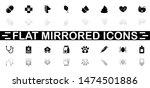 pet vet icons   black symbol on ...
