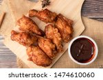 hot and spicy korean barbeque... | Shutterstock . vector #1474610060