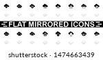 computing cloud icons   black...