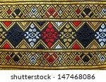 thai sarong | Shutterstock . vector #147468086