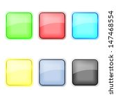 set of color apps icons in... | Shutterstock .eps vector #147468554