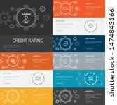 credit rating infographic 10... | Shutterstock .eps vector #1474843166