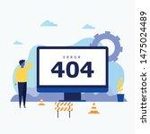 error 404 concept design for...
