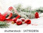 Christmas Decorations  Balls...