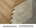 construction in a renovated... | Shutterstock . vector #1475052593