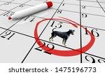 Dog Pet Animal Calendar Day...