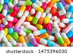 collection of the colorful... | Shutterstock . vector #1475396030