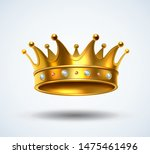 vector illustration of golden... | Shutterstock .eps vector #1475461496