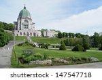 saint joseph's oratory of mount ... | Shutterstock . vector #147547718