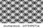 seamless pattern geometric. ... | Shutterstock .eps vector #1475490716
