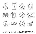 set of technology icons  such... | Shutterstock .eps vector #1475527520