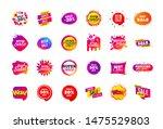 sale banner badge. special... | Shutterstock .eps vector #1475529803