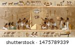 Ancient Egypt. Paleocontact...