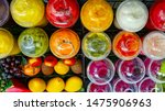 a wide selection of blended ... | Shutterstock . vector #1475906963