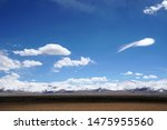 nature cloudscape blue sky and... | Shutterstock . vector #1475955560