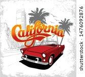 california vector graphic...   Shutterstock .eps vector #1476092876