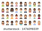 call center customer operator... | Shutterstock .eps vector #1476098339