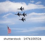 Us Air Force Jet Planes In...