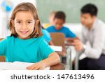 pretty elementary school... | Shutterstock . vector #147613496