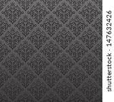 damask vintage seamless pattern ... | Shutterstock .eps vector #147632426