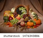Cornucopia Of Fall And...