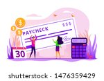 money prize. cash lottery... | Shutterstock .eps vector #1476359429