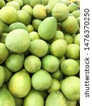 pile of fresh pomelos chinese... | Shutterstock . vector #1476370250