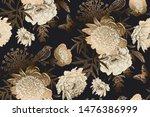 luxury ornate pattern.... | Shutterstock .eps vector #1476386999