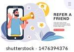 refer a friend marketing...