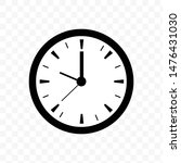 clock time icon vector... | Shutterstock .eps vector #1476431030